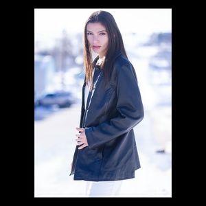 COACH Leather Jacket - Craftsmanship And Statement